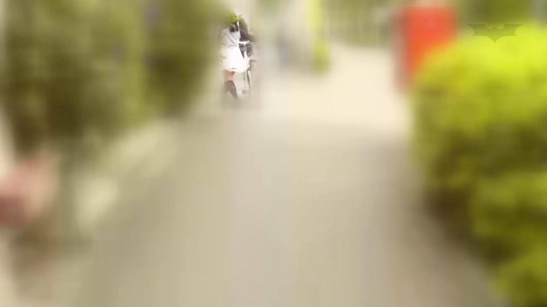 自転車パンチラ Vol.06 追跡 | 車  109PIX