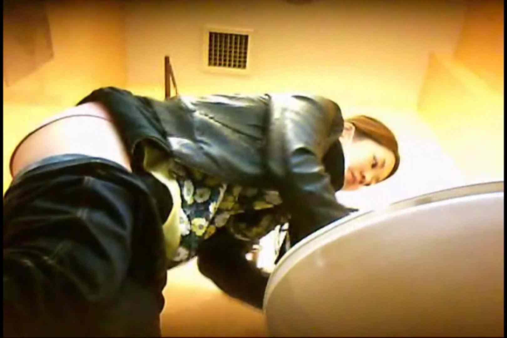 マダムが集まるデパートお手洗い Vol.02 お手洗い   丸見え  74PIX