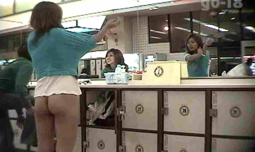 電波カメラ設置浴場からの防HAN映像 Vol.18 OLのボディ | 盗撮  102PIX